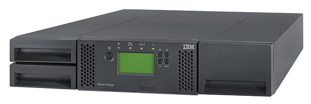 IBM System Storage TS3100