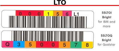 LTO Labels