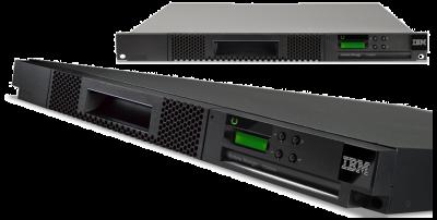 IBM System Storage TS2900 Tape Autoloader LTO6 HH SAS